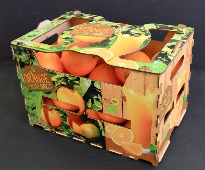 CREATION PACKAGING-ORANGES