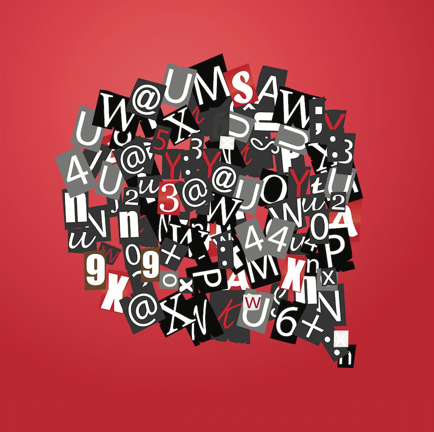 Des lettres et des mots